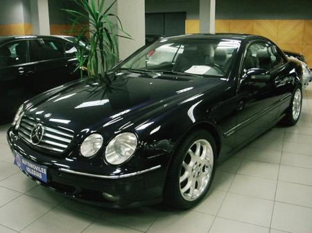 MERCEDES BENZ CL 600 V12 AMG KIT 400CV