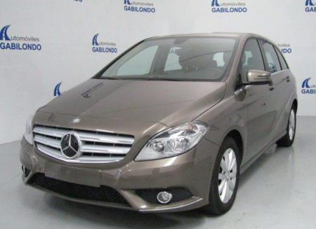 MERCEDES BENZ Clase B 180 CDi Blue Efficiency