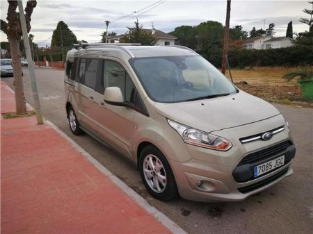 FORD Tourneo Connect Grand 1.6TDCi Titanium 115 en Barcelona imagen 1