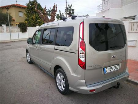 FORD Tourneo Connect Grand 1.6TDCi Titanium 115 en Barcelona imagen 2