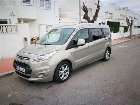 FORD Tourneo Connect Grand 1.6TDCi Titanium 115 en Barcelona imagen 3