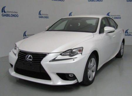 LEXUS IS 300h 223cv