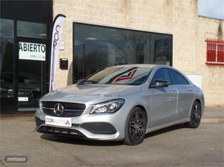 MERCEDES BENZ CL CLA 200D AMG
