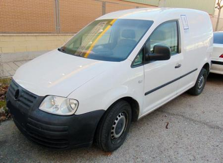 VOLKSWAGEN Caddy 2.0 SDi Isotermo