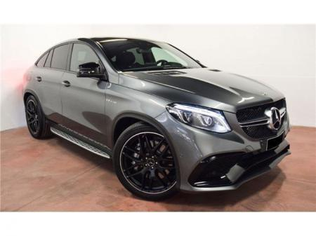 MERCEDES BENZ Clase G GLE Coupe AMG 63 S 4Matic 585cv