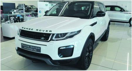 LAND ROVER Evoque 2.0D SE 4x4