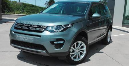 LAND ROVER Discovery Sport 2.0D 150cv