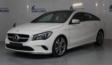 MERCEDES BENZ CL CLA 200D Shooting-Break 7G 136cv