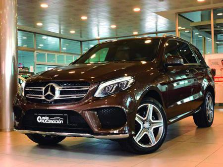 MERCEDES BENZ GLE 350 AMATIC AMG LINE