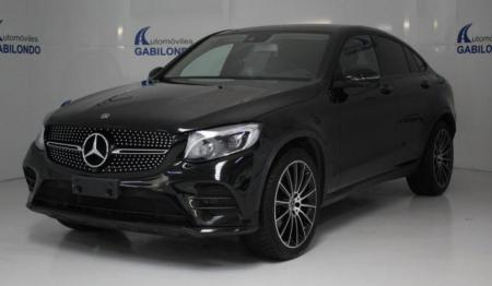 MERCEDES BENZ GLC Coupé 250D 4MATIC Premium