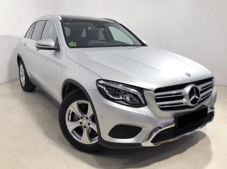 MERCEDES BENZ GLC 220D 4MATIC
