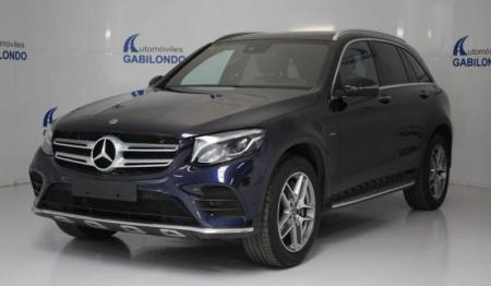 MERCEDES BENZ GLC 350E 4Matic Fascination